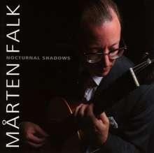 Marten Falk - Nocturnal Shadows, CD