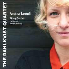 Andrea Tarrodi (geb. 1981): Streichquartette Nr.1-3, CD