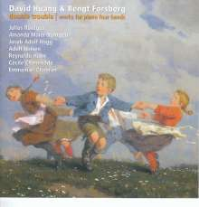 David Huang & Bengt Forsberg - Double Trouble, CD