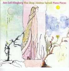 Ann-Sofi Klingberg - Piano Pieces, CD