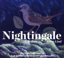 Elin Rombo - Nightingale, CD