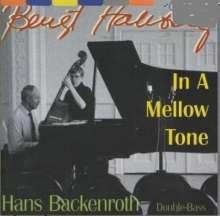 Bengt Hallberg (geb. 1932): In A Mellow Tone, CD