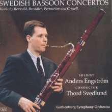 Anders Engström - Swedish Bassoon Concertos, CD
