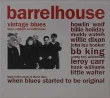 Barrelhouse: Vintage Blues, CD