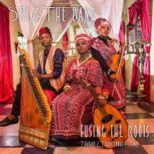 Siti & The Band: Fusing The Roots, CD