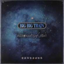 Big Big Train: Merchants Of Light (Limited-Edition-Box-Set), 3 LPs