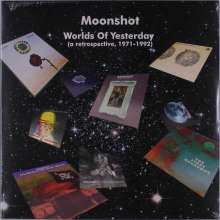 Moonshot: Worlds Of Yesterday: A Retrospective, LP