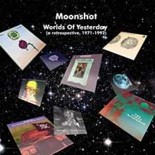 Moonshot: Worlds Of Yesterday: A Retrospective, CD