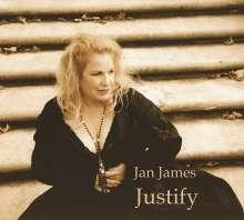 Jan James: Justify, CD
