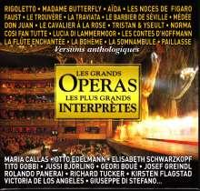 Les Grands Operas - Les Plus Grands Interpretes, 20 CDs
