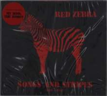 Red Zebra: Songs And Stripes, CD