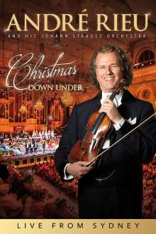 André Rieu: Christmas Down Under: Live From Sydney, DVD
