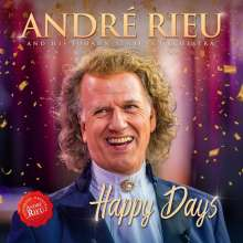 André Rieu: Happy Days, CD