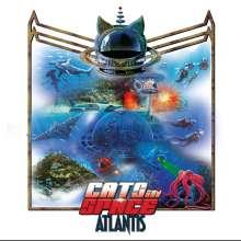 Cats In Space: Atlantis, CD