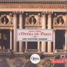 L'Opera De Paris - 1900-1960, 10 CDs