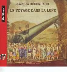 Jacques Offenbach (1819-1880): Le Voyage Dans La Lune, CD