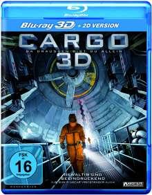 Cargo - Da draußen bist du allein (3D Blu-ray), Blu-ray Disc