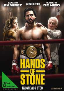 Hands of Stone, DVD