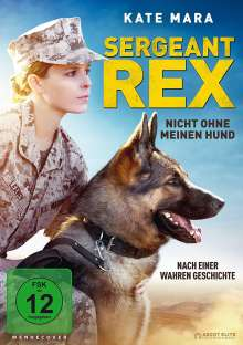 Sergant Rex, DVD