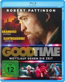 Good Time (Blu-ray), Blu-ray Disc