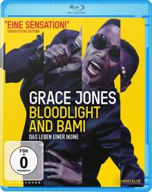 Grace Jones: Bloodlight And Bami (OmU) (Blu-ray), Blu-ray Disc