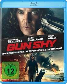 Gun Shy (Blu-ray), Blu-ray Disc