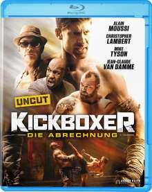 Kickboxer - Die Abrechnung (Blu-ray), Blu-ray Disc