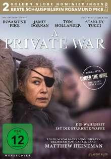 A Private War, DVD