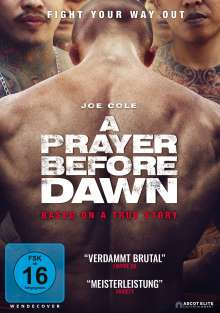 A Prayer before Dawn, DVD
