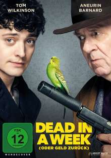 Dead in a Week, DVD