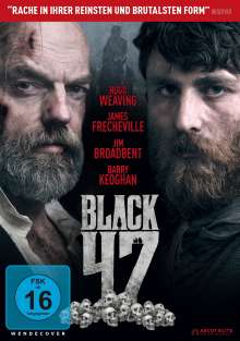 Black 47, DVD