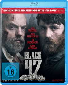 Black 47 (Blu-ray), Blu-ray Disc