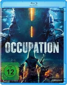 Occupation (Blu-ray), Blu-ray Disc