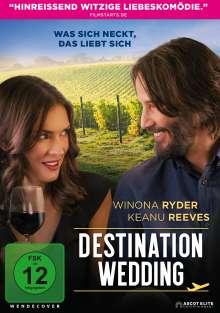 Destination Wedding, DVD
