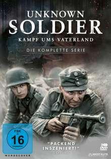 Unknown Soldier (TV-Serie), 2 DVDs