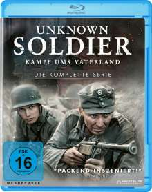 Unknown Soldier (TV-Serie) (Blu-ray), Blu-ray Disc