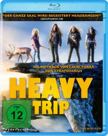 Heavy Trip (Blu-ray), Blu-ray Disc