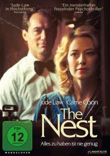 The Nest, DVD