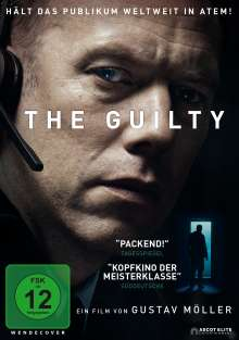 The Guilty, DVD