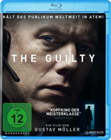 The Guilty (Blu-ray), Blu-ray Disc