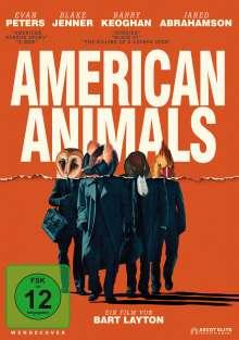 American Animals, DVD