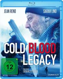 Cold Blood Legacy (Blu-ray), Blu-ray Disc