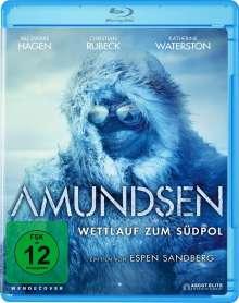 Amundsen (Blu-ray), Blu-ray Disc