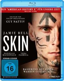 Skin (2018) (Blu-ray), Blu-ray Disc