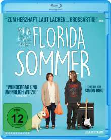 Mein etwas anderer Florida Sommer (Blu-ray), Blu-ray Disc