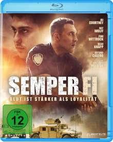 Semper Fi (Blu-ray), Blu-ray Disc