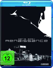 Renaissance (Blu-ray), Blu-ray Disc