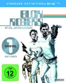Buck Rogers Staffel 1 (Blu-ray), 2 Blu-ray Discs