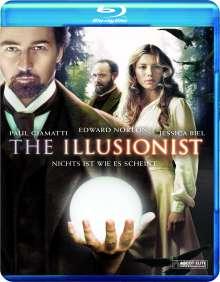 The Illusionist (Blu-ray), Blu-ray Disc