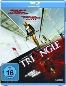 Triangle (2009) (Blu-ray), Blu-ray Disc